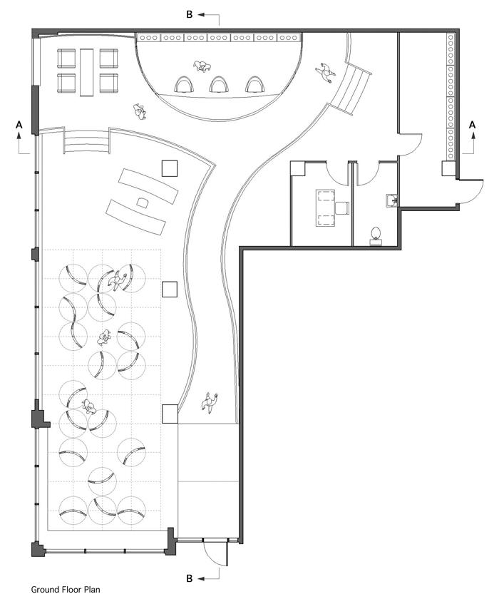28 retail store layout floor plan retail furniture for Floor plan furniture store