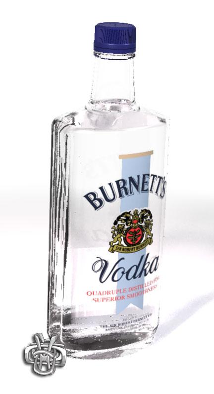 Burnetts Vodka Countertop By Michael Mccune At Coroflot Com