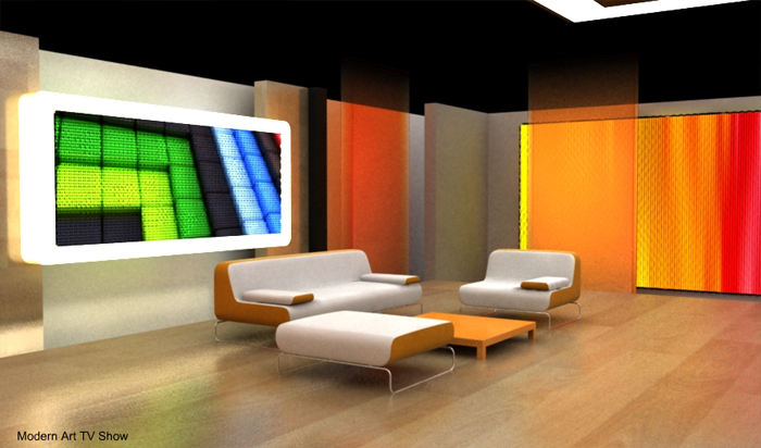 Stunning Tv Set Design Ideas Images Decorating Interior