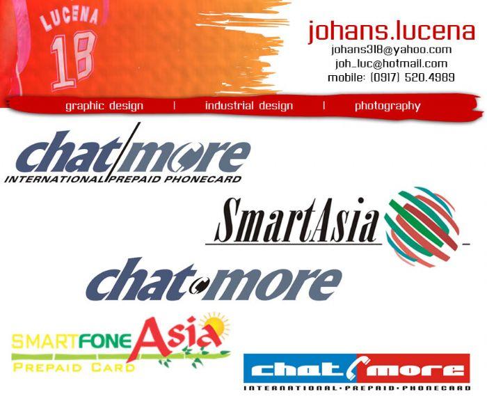 logo designs by johans lucena at coroflotcom