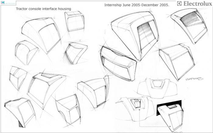 industrial design portfolio examples
