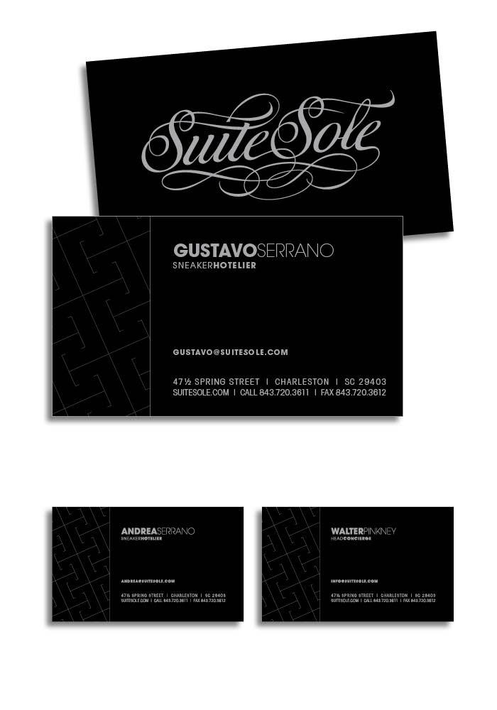 Business Cards & Logos by Somya von Eames at Coroflot.com