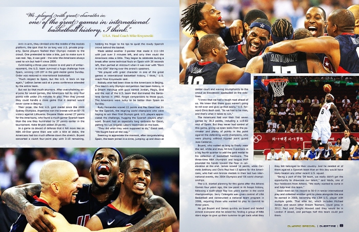 Basketball essay