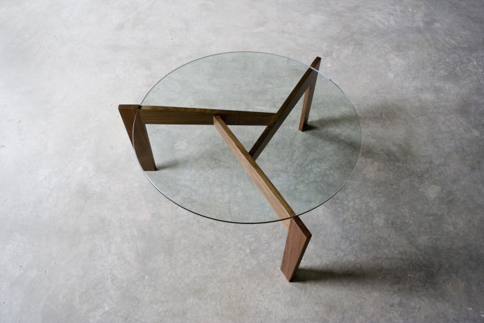 Triad Coffee Table By Davin Larkin At