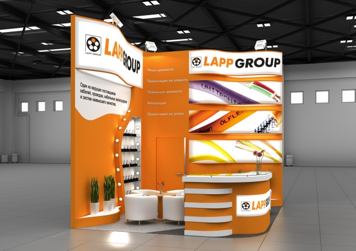 Small Exhibition Stand Sizes : Exhibition stands small area by ilya pivovarov at