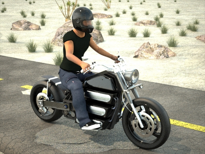 Electric Bobber Motorcycle By Michael Logue At Coroflot Com