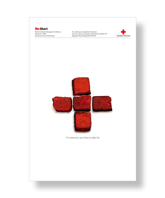 Ad Campaign Canadian Red Cross By Priya Kale At Coroflot Com