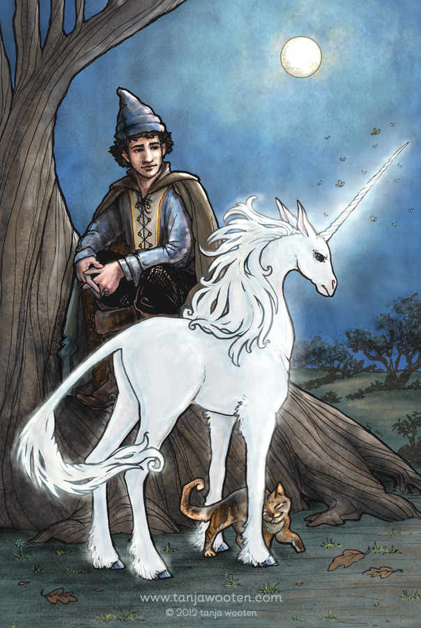 the last unicorn graphic novel pdf