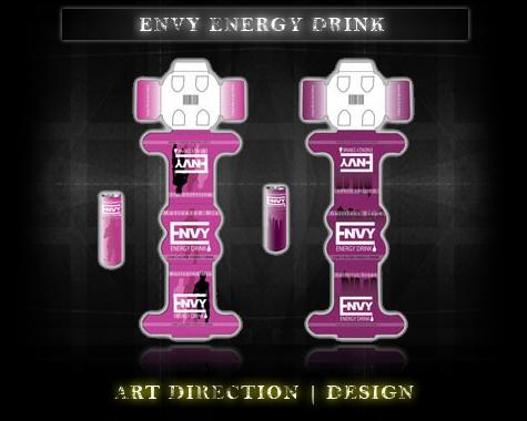 envy energy drink