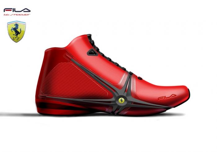 Fila Ducati Monster Shoes