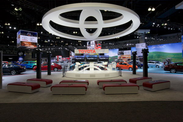 Toyota At The 2013 Los Angeles Auto Show By Stuart Fingerhut At