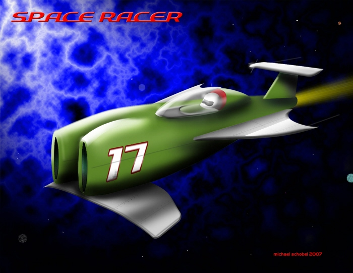 space racer. Space Racer