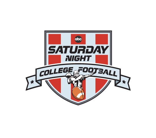 college football saturday night cfp logo