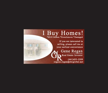 Graphic design by damien mattei at coroflot real estate investor illustrator business card reheart Choice Image