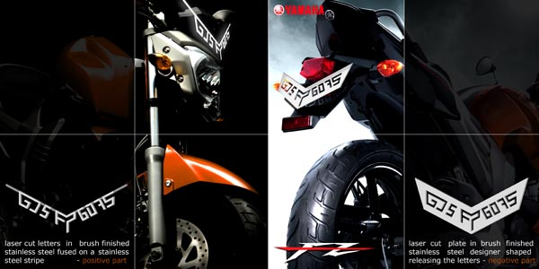 Number Plate Designs For Bikes Gallery Tube