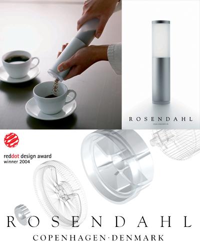 Nescafe dispenser rosendahl