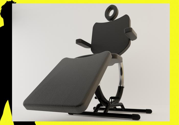 Horimono Tattoo Chair. MeLikey