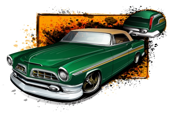 Old School Cars Drawings Old School Cars Drawings