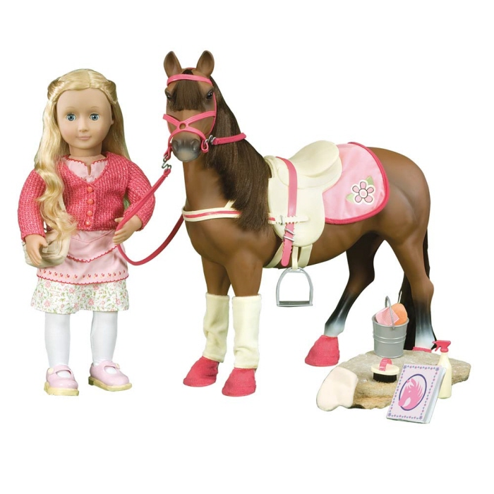 Horse Toys For Girls : Dolls and girls toys by kimberley cleland at coroflot