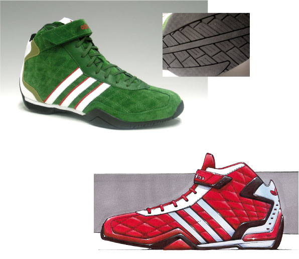adidas goodyear shoes