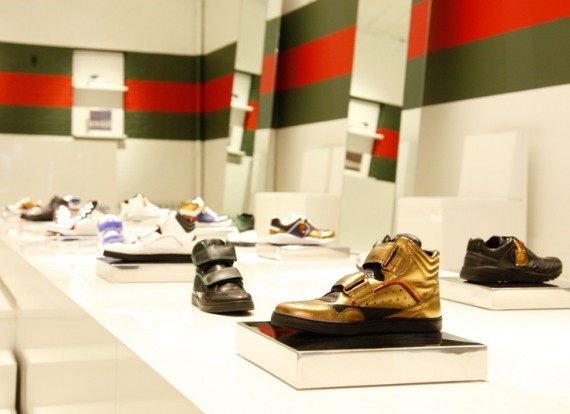 gucci icontemporary store ny by jeanphilippe hurillon at