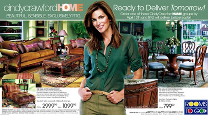 RTG Sales Ad