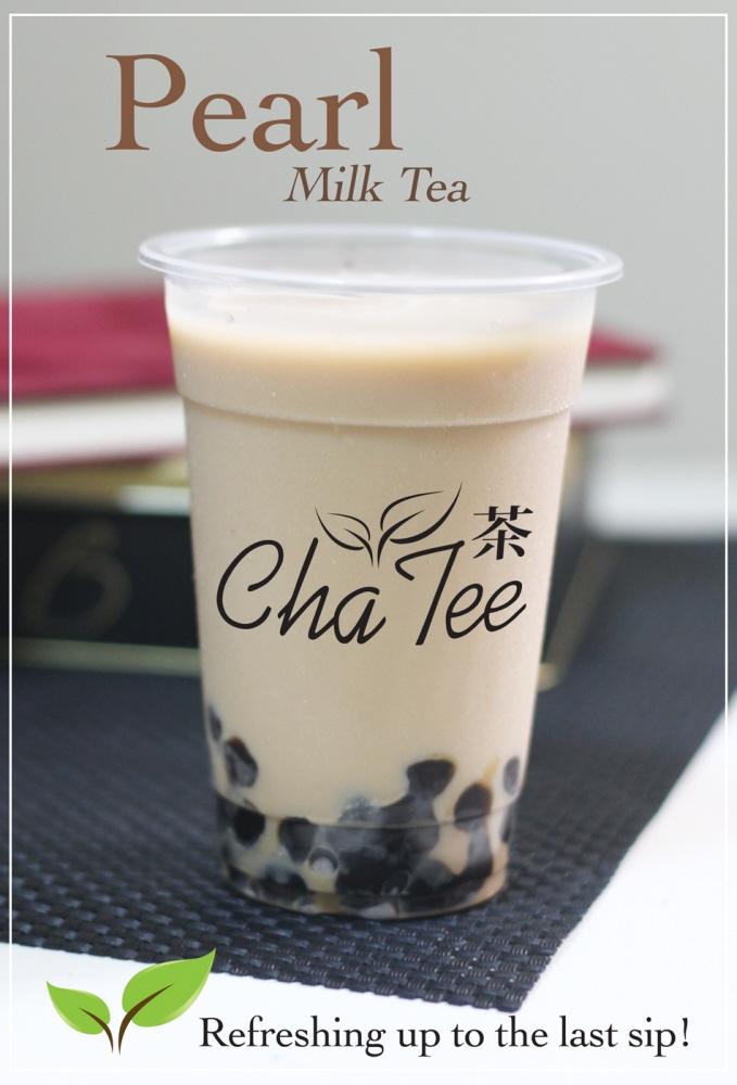 ChaTee Pearl Milk Tea by Cha Santos at Coroflot.com