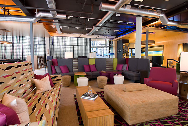 Aloft hotel by chris rivier at - Interior design jobs philadelphia ...