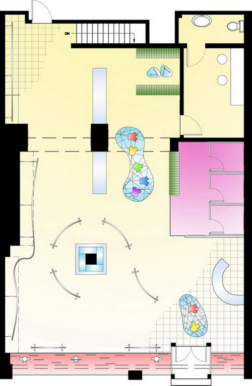 1000 images about fashion store floor plan on pinterest for Retail store layout design free