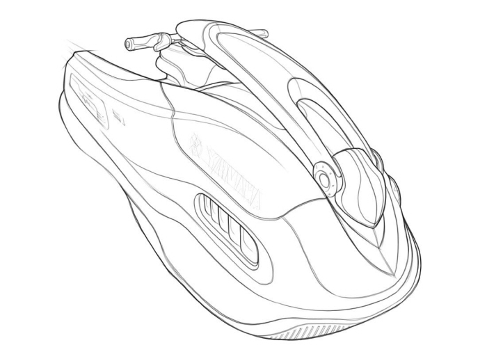 jet ski coloring pages - photo#23