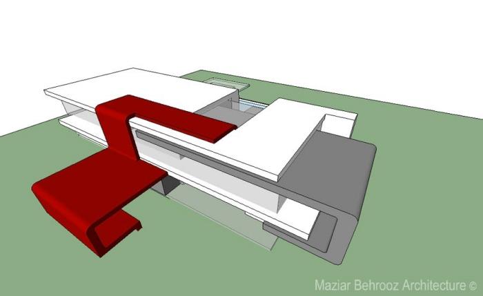 Residence Amagansett Ny By Frederic Debackere At Coroflot Com