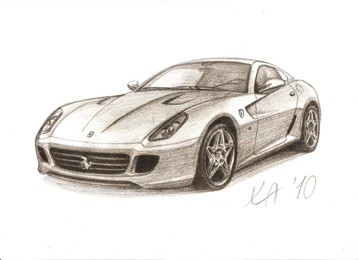 Car Ilustrations By Xabier Albizu At Coroflot Com
