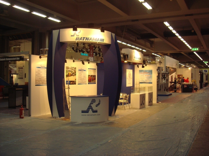 Ratnamani at powergen 2008 italy by nikhil mehta at for Kitchen xpress overseas ltd