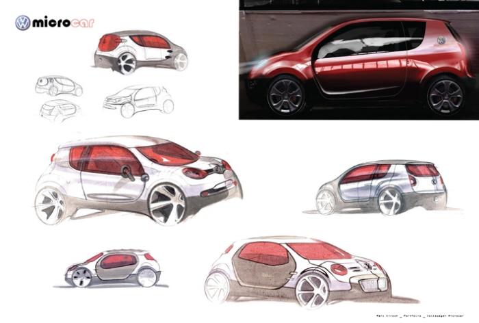 volkswagen by marc kirsch at. Black Bedroom Furniture Sets. Home Design Ideas