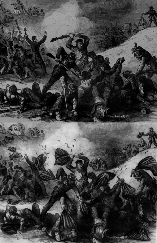 Fort pillow massacre essay help
