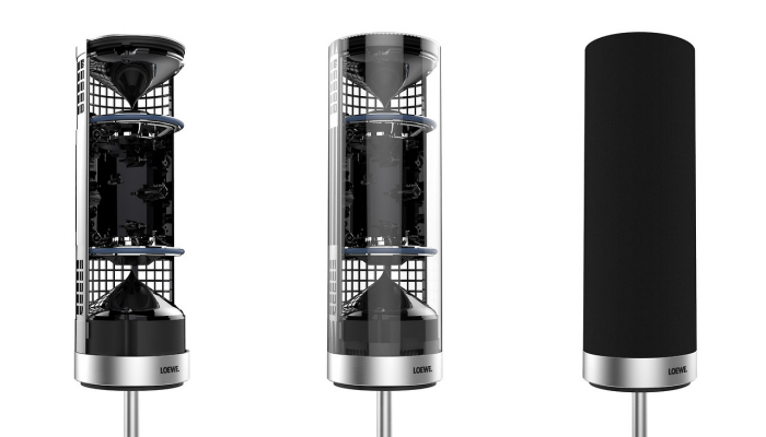 loewe sound by marco a mueller at. Black Bedroom Furniture Sets. Home Design Ideas