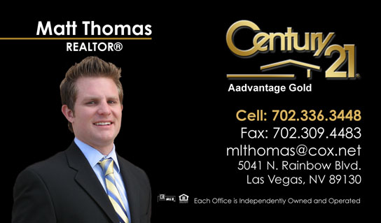 Business cards by leah dumont at for Century 21 domont
