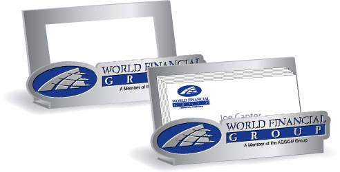 Product designs by m kevin bowen at coroflot business card holder world financial group colourmoves