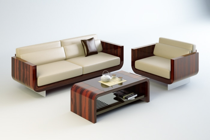 Chairs sofas design by yury sysoev at for Sofa set designer collection