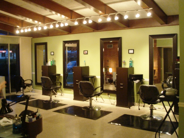 Gentle touch salon and spa by ashley crosby at for A touch of beauty salon
