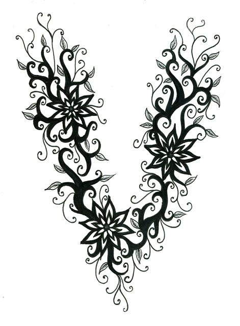 Hawaiian Flower Tattoo By Donniekompany Tattoo Design also Rostfria Kedjor besides Technik Von FEBNISCTE moreover Terranauten besides Dennis  portfolio. on mp armband