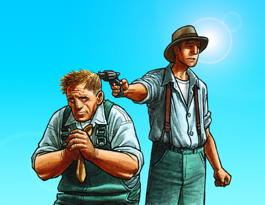 essays on of mice and men- george killing lennie In john steinbeck's novel of mice and men two friends  george had done the right by killing lennie because he would have  similar essays of mice and men.