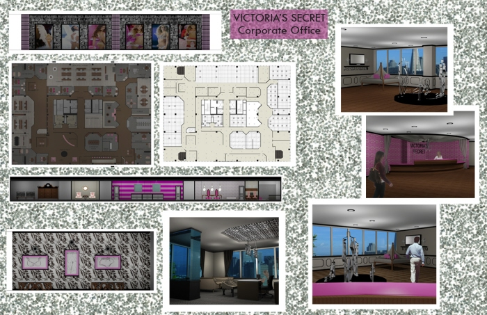 Corporate office commercial design by tara kosinsky at for Office design victoria