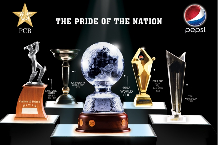 Image result for 1992 cricket world cup trophy pic