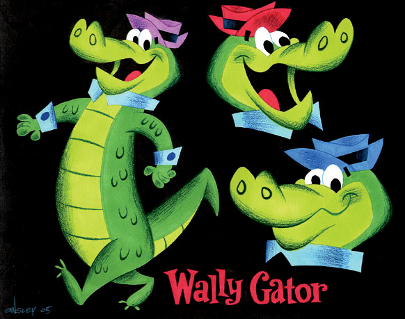 Wally Gator