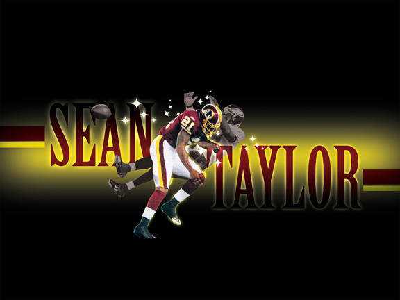 Redskins Wallpaper Sean Taylor Sports Posters & W...