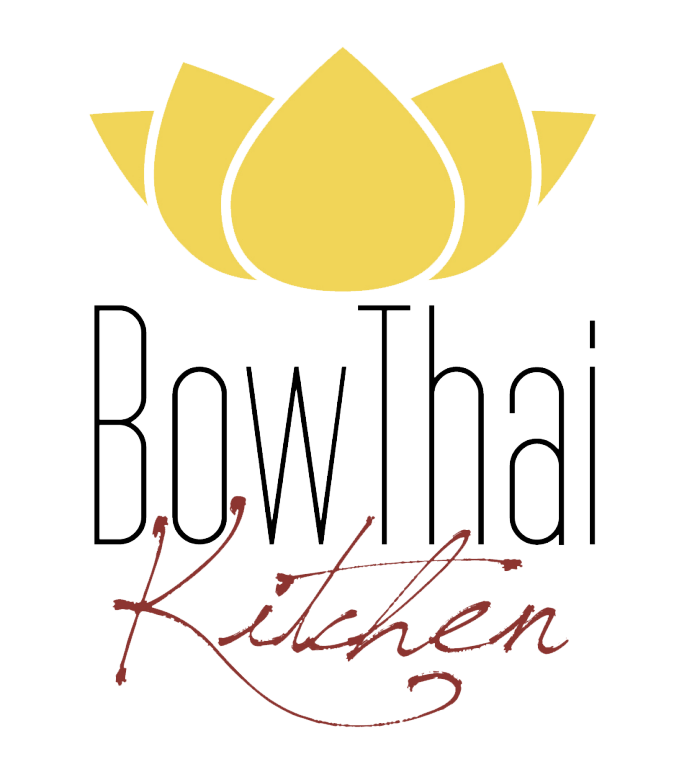 Thai Kitchen Logo bow thai kitchen logomarcos sola at coroflot