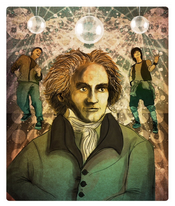 the musical life and work of ludwig van beethoven