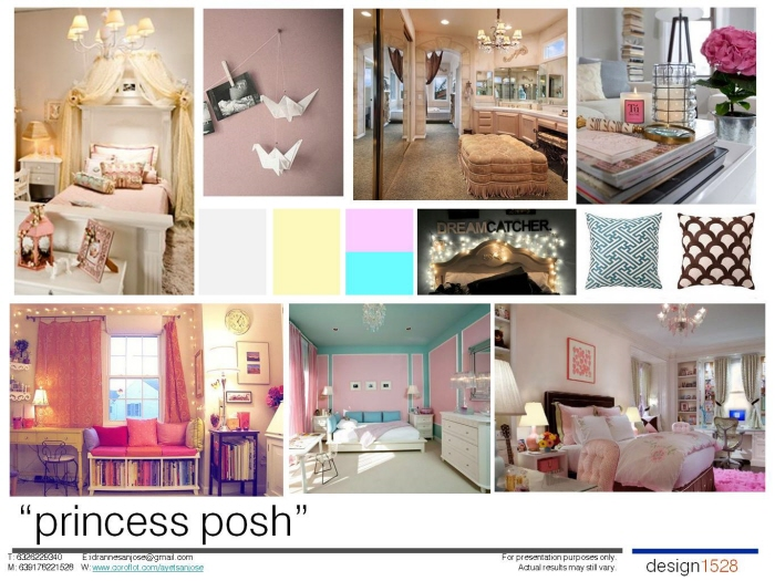 Girls Bedroom At Ferndale Homes Quezon City By Anne Margaret Ayet San Jose Aniag Design1528 Coroflot