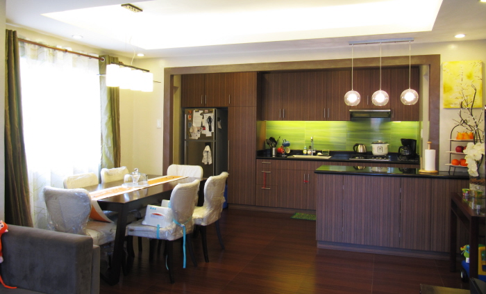 30sqm GF Residence Camella Cerritos East Pasig by Anne Margaret